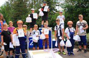 Seifenkistenrennen in Kitzscher 2019