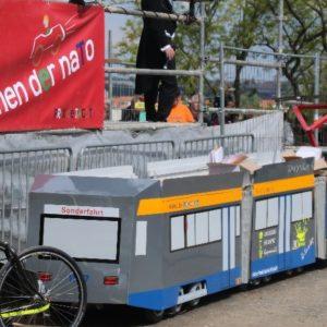 2019  Kleine LVB Straßenbahn